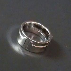 T&Co Stainless steel ring